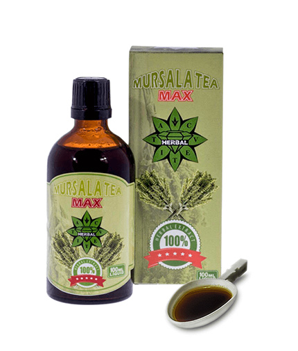 CVETITA HERBAL Mursala Tea / 100ml.