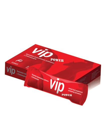 ELIMUS VIP Power / Sachets x2