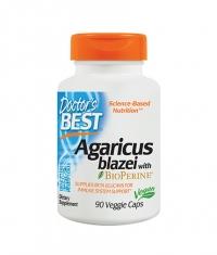 DOCTOR'S BEST Agaricus Blazei / 90 Vcaps.