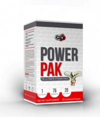 PURE NUTRITION Power Pak / 20 Packs.