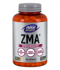 NOW ZMA Sports Recovery 180 Caps.