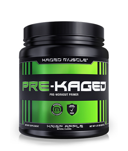 KAGED MUSCLE Pre-Kaged / 20 Serv.