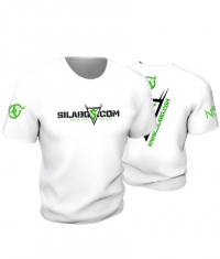 SILA BG NO Steroids T-Shirt