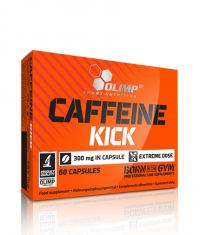 OLIMP Caffeine Kick / 60 Caps.
