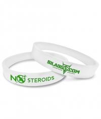 SILA BG NO Steroids Wrist Band