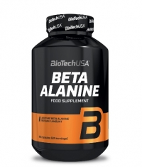 BIOTECH USA Beta Alanine / 90 Caps.