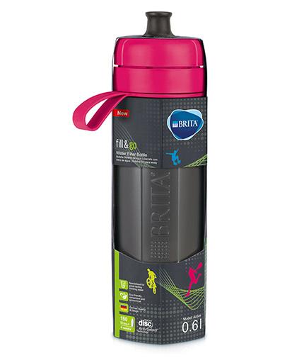 BRITA Fill & Go Active 600ml / Pink