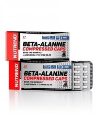 NUTREND Beta-Alanine Compressed Caps / 90 Caps.