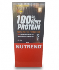 NUTREND 100% WHEY PROTEIN / 20x30g.