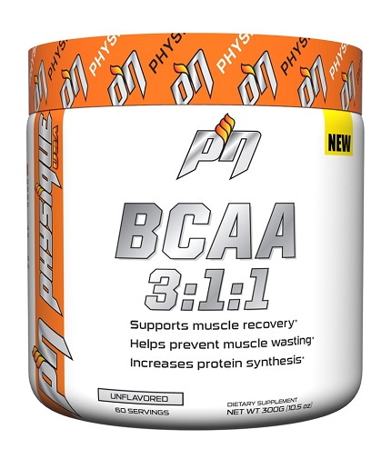 PHYSIQUE NUTRITION BCAA 3:1:1 Powder