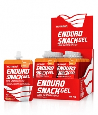 NUTREND Endurosnack Sachets Box / 16x75g.