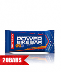 NUTREND Power Bike Bar / 20x25g.