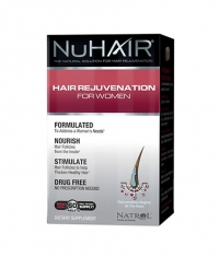NuHAIR Hair Regrowth for Women