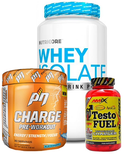 PROMO STACK Physique Stack 9
