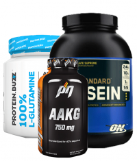 PROMO STACK Physique Stack 19