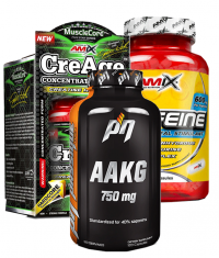 PROMO STACK Physique Stack 20