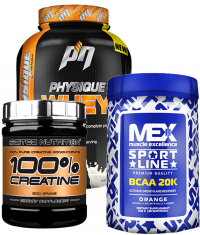 PROMO STACK Physique Stack 23