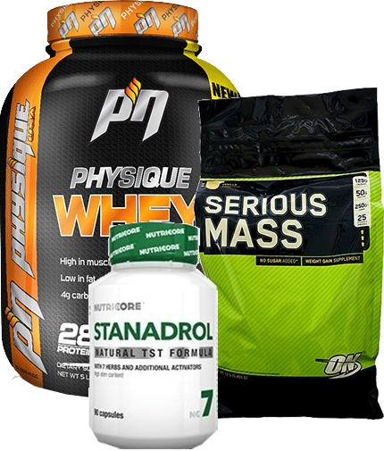 PROMO STACK Physique Stack 24