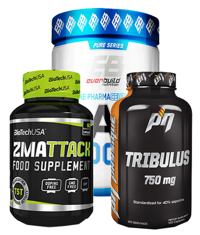 PROMO STACK Physique Stack 29