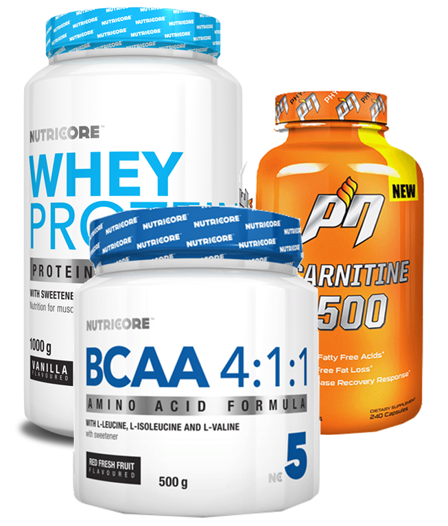 PROMO STACK Physique Stack 39