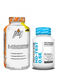 PROMO STACK Physique Stack 60