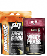 PROMO STACK Physique Stack 62