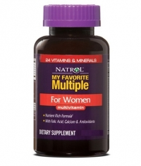 NATROL My Favorite Multiple ® for Women 60 Caps.