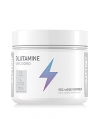 BATTERY Glutamine Unflavored