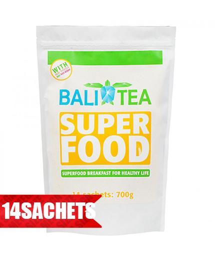 BALI TEA Super Food Breakfast / 14 Sachets