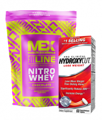 PROMO STACK Hydroxycut Stack 15