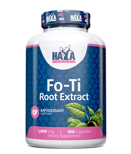 HAYA LABS Fo-Ti Root Extract / 100 Caps.