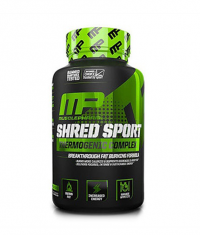 MUSCLE PHARM Shred Sport 60 Caps.