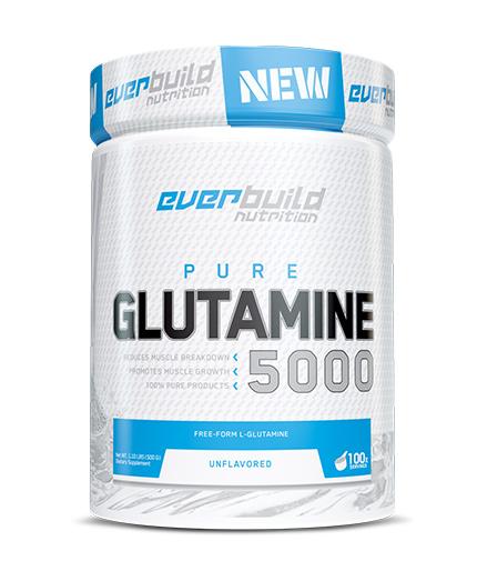 EVERBUILD Glutamine 5000 / 500g.