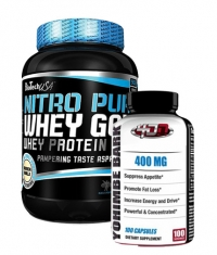 PROMO STACK BF Clean Gains STACK