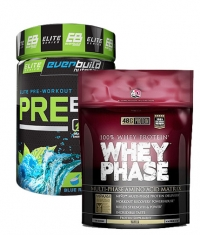 PROMO STACK BF Explosive Workout Stack