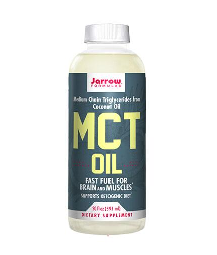 Jarrow Formulas MCT Oil / 591ml.