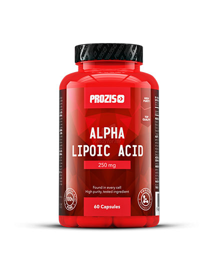 PROZIS Alpha Lipoic Acid 250mg / 60 Caps.