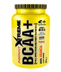 4+ NUTRITION Extreme Instant BCAA + 8:1:1