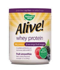 NATURES WAY Alive Whey Protein
