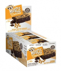 Lenny & Larry's Peanut Butter Muscle Brownie / 12x65g.
