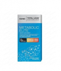 GNC Total Lean Advanced Metabolic Elite / 60 Tabs.