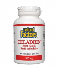 NATURAL FACTORS Celadrin 350mg. / 90 Soft.