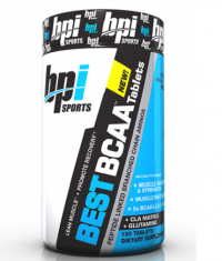 BPI SPORTS BEST BCAA / 120tabs.