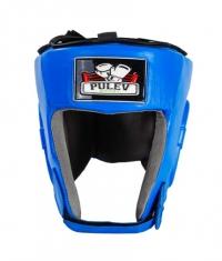 PULEV SPORT Headguard Classic / Blue