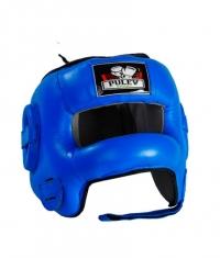 PULEV SPORT Headguard Face Bar / Blue