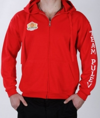 PULEV SPORT Boxing Sweatshirt / Red