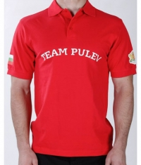 PULEV SPORT Team Pulev T-Shirt / Red