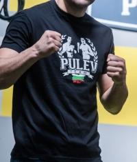 PULEV SPORT Pulev Brothers T-Shirt Black
