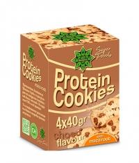 CVETITA HERBAL Protein Cookies / 4x40gr