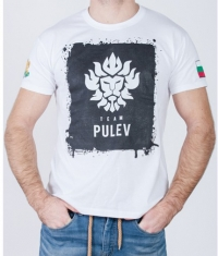 PULEV SPORT T-Shirt Lions / White